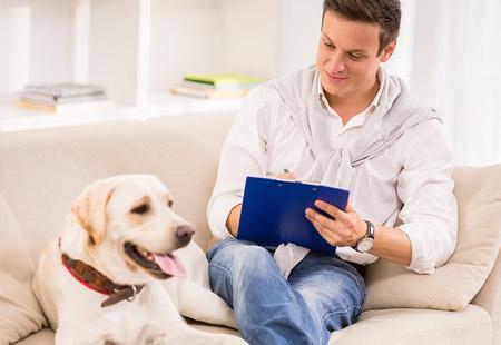 Hospital Forms for PineHills Veterinary Hospital